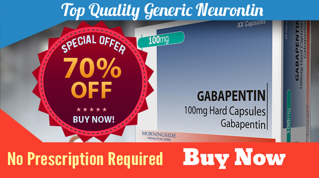 Buy Neurontin gabapentin