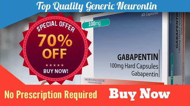 Buy Neurontin gabapentin