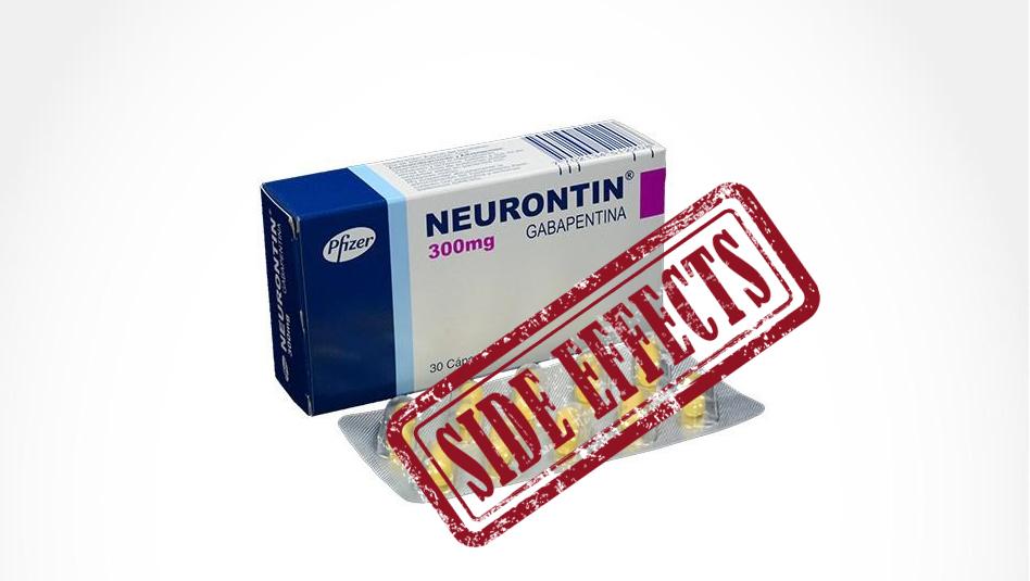Neurontin side effects